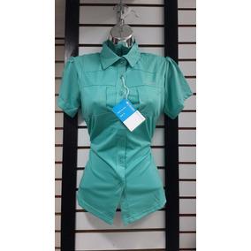 Camisas De Dama Columbia