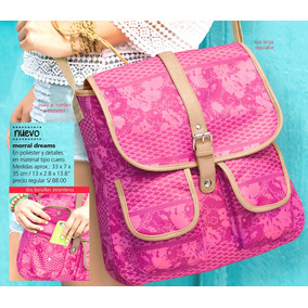 Hermosa Cartera Bolso Morral Dreams Cyzone Nueva Sellada