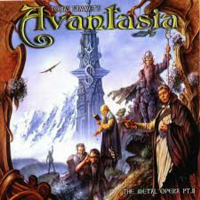 Avantasia - The Metal Opera Pt || A0138