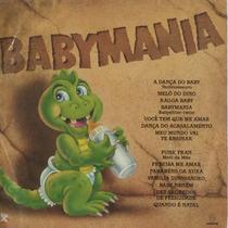 Babymania - Família Dinossauro - Lp Vinil