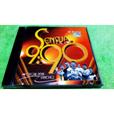 Eam Cd Oscar Pitin Sanchez & Sensual 990 Mi Rumba 2001 Salsa