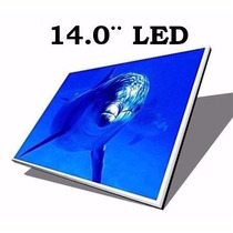 Tela Led 14 Led Samsung Cce Dell Hp Sti Lg Rv410 Rv420 Rv415