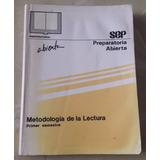 Libro Metodología De La Lectura 1 Er Semestre Prepa Abierta
