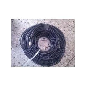 Metro De Cable Rg6/u 18awg Coaxial Usa Standar 75 Ohm