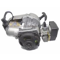 Motor Completo 49cc/ 2 Tempos - Mini Moto E Quadriciclo