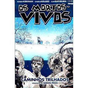 Os Mortos-vivos Hqm The Walking Dead Diversos
