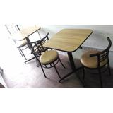 Mesa Para Restoran Restaurant- Mesa Sillas