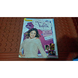 Album De Figuritas Violeta Disney Segunda Temporada Incomple