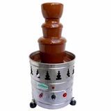Fonte De Chocolate Cascata Profissional Bivolt 4 Kg