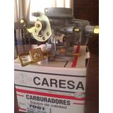 Carburador Valiant-dodge Tipo Holley Caresa