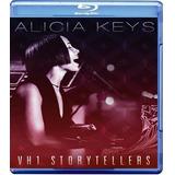 Blu Ray - Alicia Keys - Vh1 Storytellers