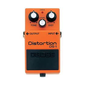 Pedal Boss Ds-1 Distortion Distorção Nfe Garantia Novo