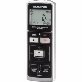 Olympus Gravador Digital De Voz Vn-6200 Pc