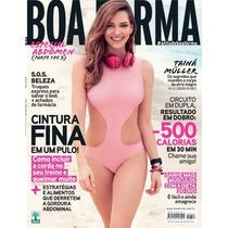 Revista Boa Forma 346 Taina Muller Agosto 2015 Nova Lacrada!