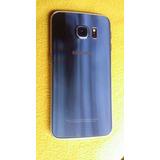 Samsung Galaxy S6 Edge Solo Equipo Detalle En La Pantalla