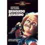 Dvd - Brinquedo Assassino - Tom Holland - Original Lacrado