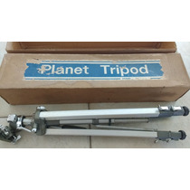 Tripe Para Camera Velbom Vgb-3 Planet Tripod Model Royal