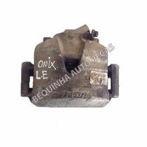 Pinça De Freio Dianteiro Gm Onix Cobalt Lado Esquerdo #2549