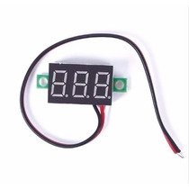 Voltímetro Digital Medidor De Baterias