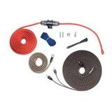 Rockford Fosgate 8 Awg Amplificador Kit De Instalación Con L
