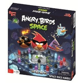 Angry Birds Space Race Juego