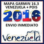Mapa Ruteables Venezuela 2016
