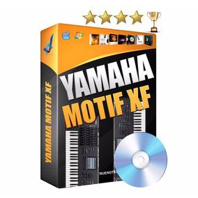 Yamaha Motif Xf + Nord Stage 2 Library E Kontak 5.5.0