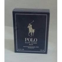 Perfume Polo Blue Edt 125ml Ralph Lauren - Original Lacrado