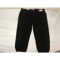 Jeans 550 Levis 46x32 Color Negro