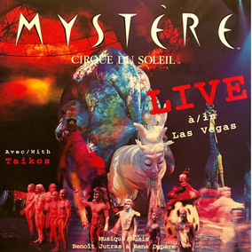 Cd Cirque Du Soleil Mystere Live In Las Vegas Importado