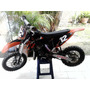 Mini Moto Cross A Gasolina Ktm Sx 65 2009