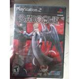Juego Baroque Para Ps2 Excelente Condición!!