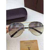 Lentes Louis Vuitton Socoa Damier. Originales