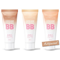 Base Bb Cream Dream Maybelline