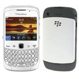 Celular Blackberry Modelo 8520 Blanco Pim Activo Ultimos