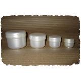 Envase Plastico Pote 30gr Perlado Cosmetica, Cremas X 50unid