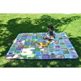 Tapete Infantil Didáctico Plastificado 150 X 180 Cms Segos®