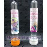 Tubos Golosineros Soy Luna Barbie Personalizados Souvenirs
