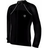 Campera Vairo Hombre Para Ciclismo Shield Jacket Termica