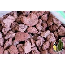 Tezontle Rojo 3 Kilos Sustrato Jardín Acuario (mercadopago)