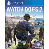 Watch Dogs 2 Ps4 Nuevo Sellado Español - Mr. Electronico