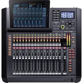 Mesa Digital Roland M-200i - 32 Canais Consulte À Vista