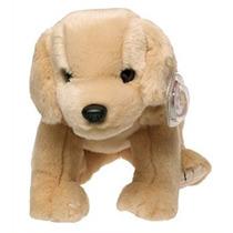 Juguete Ty Beanie De Amigos - Buscar El Perro Golden Retrie