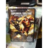 Dvd Superman Shazam O Retorno De Black Adam