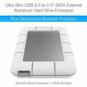 Case Externo Disco Duro 2.5 Hdd Ssd Usb 3.0 Mac Pc Uasp