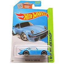 Vehículo Hot Wheels, Die Cast Hw Taller, Porsche 934 Turbo
