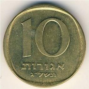 577 - Moeda Israel 10 Agorot - 1960