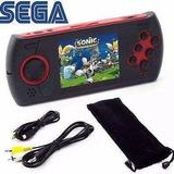 Consola Portátil Videojuegos Recargable Envio Gratis Sega