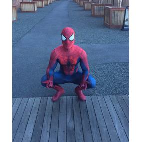 Disfraz Traje Spiderman New Adulto/niño Cosplay Nuevo!