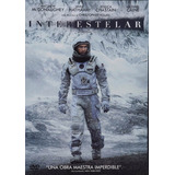 Interestelar Interstellar Christopher Nola Pelicula En Dvd